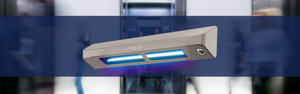 Commercial UV Germicidal Lamp