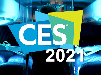 Attention-grabbing UV Products At CES 2021